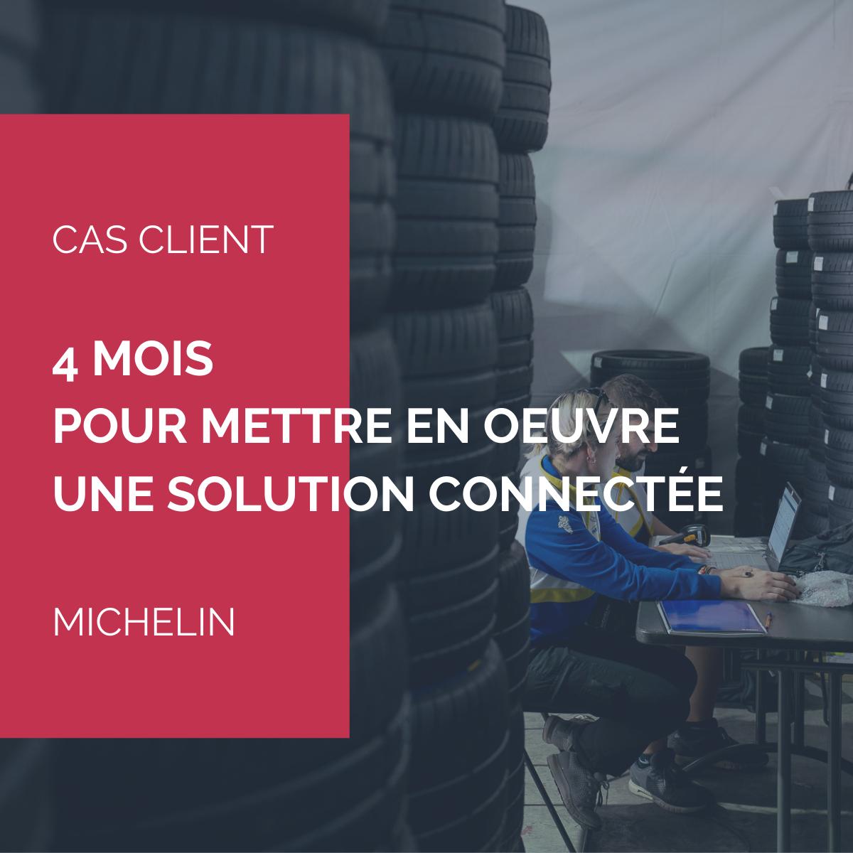 CAS CLIENT Michelin 2